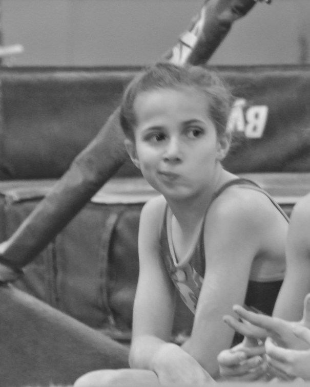 Intrasquad Meet 2013 Her McKayla Maroney Look - Level 7 - It's a gymnastics thing