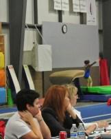 Judges' Cup 2013 Vault Landing - Level 7