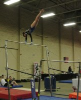 Queen of Hearts Invitational 2014 Bars Cast - Level 7