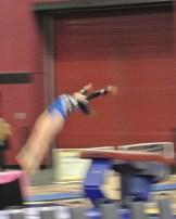 Flips Invitational 2015 Vault Flight - Level 7