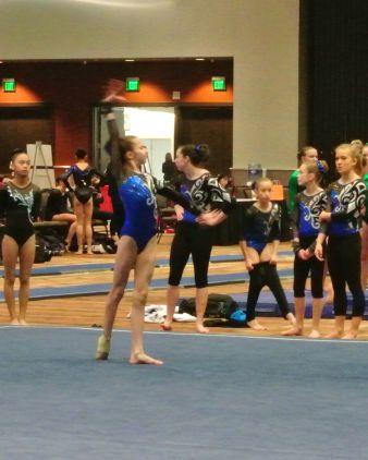 Battle in Bellevue 2015 Floor Opening Dance Move - Level 7