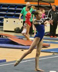 BSU Open 2015 Floor Dance Move - Level 7
