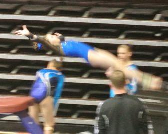 Idaho State Championships 2015 Vault Flight - Level 7