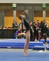 Charity Choice Invitational 2016 Floor One and a Half Twist - Level 8