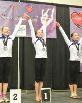 Queen of Hearts Invitational Bars Awards - First - Level 8