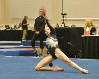 Vegas Cup 2016 Final Dance Pose - Level 8