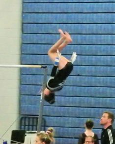 Idaho State Championships 2016 Bars Double Back Tuck - Level 8
