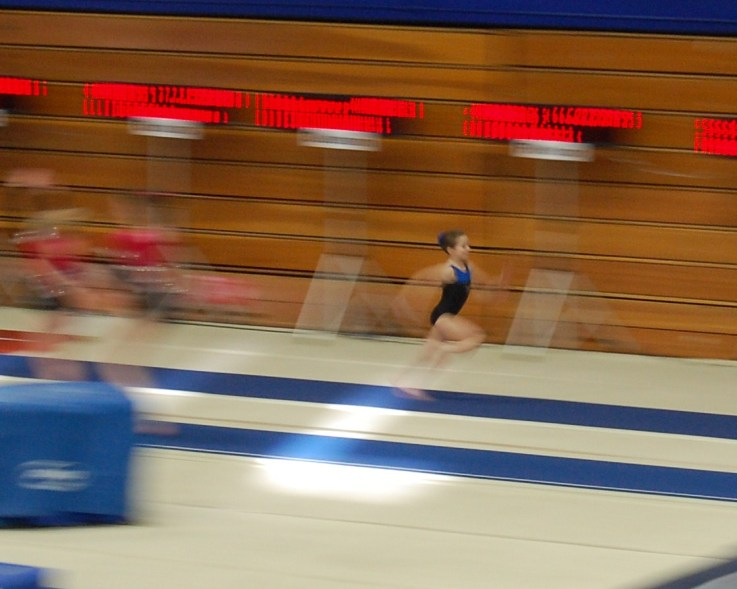 BSU Open 2011 Vault Run - Level 4