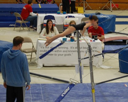Idaho State Championships 2011 Bars Cast - Level