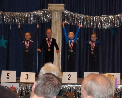 Idaho State Championships 2011 Bars Awards - Level 4