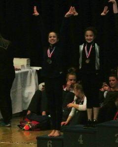 Idaho State Championships 2017 Bars Awards - Sixth Place - Level 8