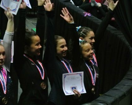 Region 2 Championships - All-Around Awards - Tenth Place - Level 8
