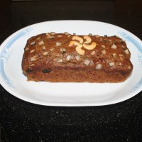Basil seeds Banana Bread