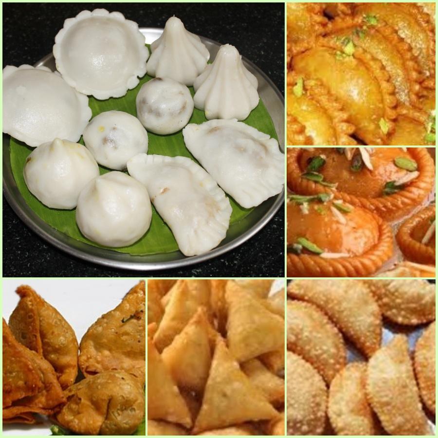 indiandumplings Diwali Dumplings