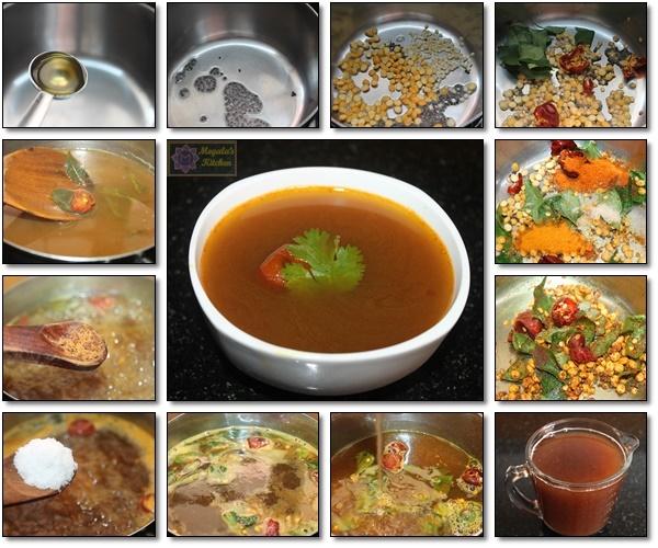 pulithanni Tamarind Soup