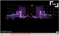 LED STAGE LIGHTING O2 Arena - MegaLed
