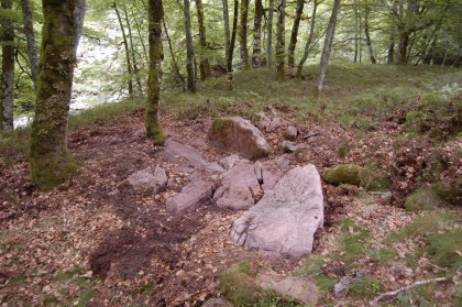 Dolmen Urrobi