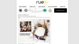 Rue Daily feature(1 of 2)