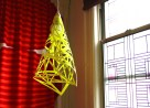 Paper Cut Lamp- CRAFT + MAKE