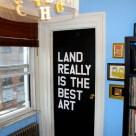 Typography Mural- Threadbanger's Decor It Yourself