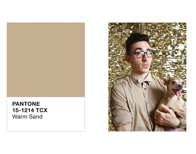 Warm Sand Pantone Party  Art Direction, Jen Ng Photographs, Jessica Bruah Talent, Gracie Strudel