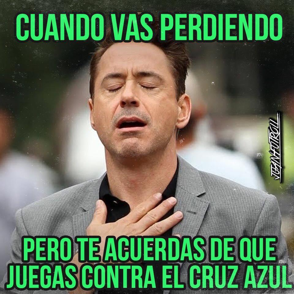 Los Mejores Memes Del Cruz Azul Fotogaleras