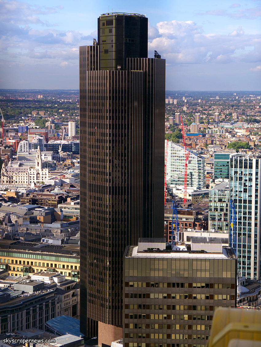 Tower 42 London  megalopolisnow