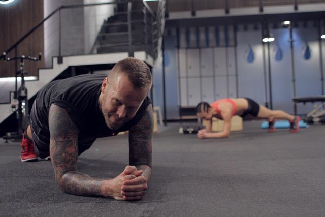 1. Bodyweight Training