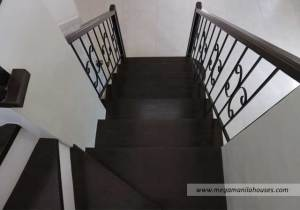 Designer Series 142 at Ponticelli - Luxury Homes For Sale in Ponticelli Bacoor Cavite Staircase