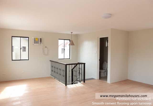 Designer Series 166 at Citta Italia - Luxury Homes For Sale in Citta Italia Bacoor Cavite Turnover Bedroom