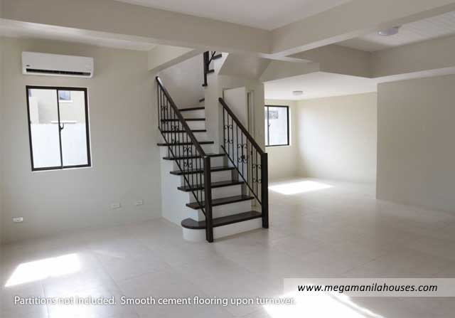 Designer Series 211 at Ponticelli - Luxury Homes For Sale in Ponticelli Bacoor Cavite Dining Area