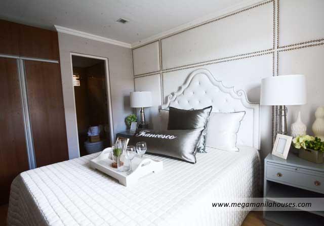 Francesco at Citta Italia - Luxury Homes For Sale in Citta Italia Bacoor Cavite Dressed up Bedroom 1