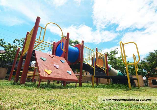 Valenza - Luxury Homes For Sale in Santa Rosa Laguna Amenities Playground