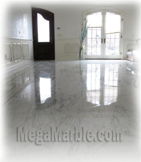 Marble Polishing Cleaning and sealing - NY, CT, NJ
