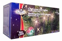 Kerstverlichting warm wit 80 LED´s
