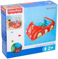 Fisher-Price Ballenbak Racewagen