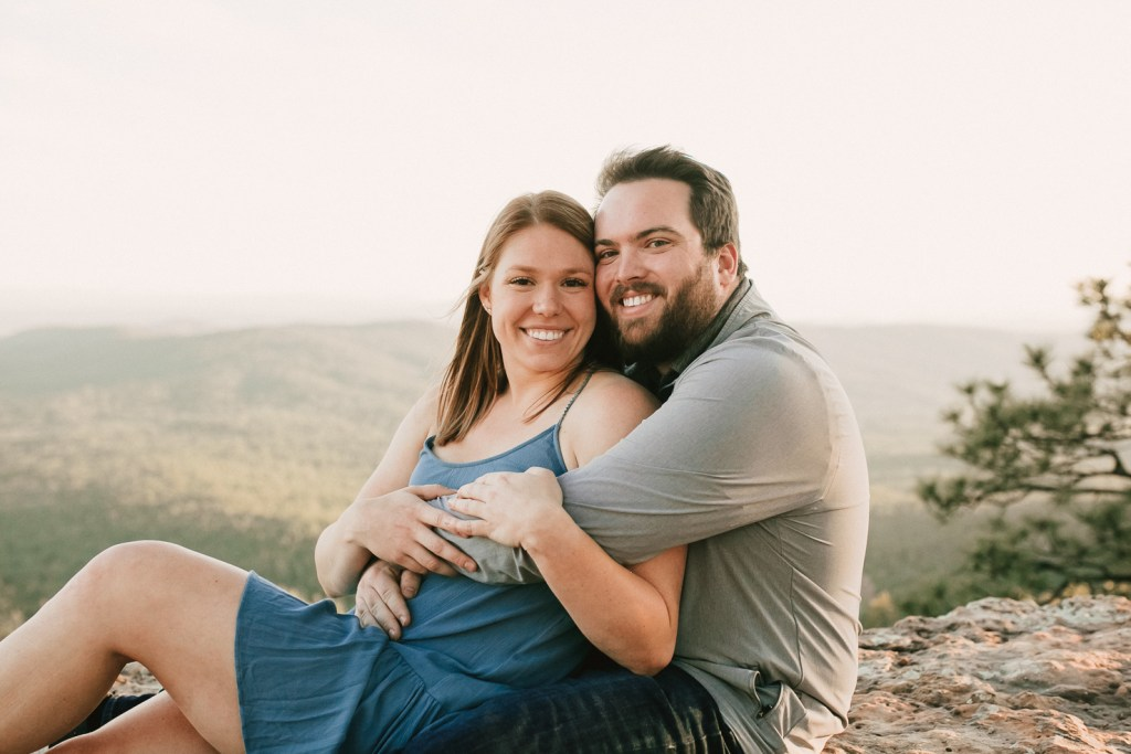 Megan Claire Photography | Phoenix Arizona Wedding and Engagement Photographer. Mogollon Rim Payson Arizona couples photographer @meganclairephoto