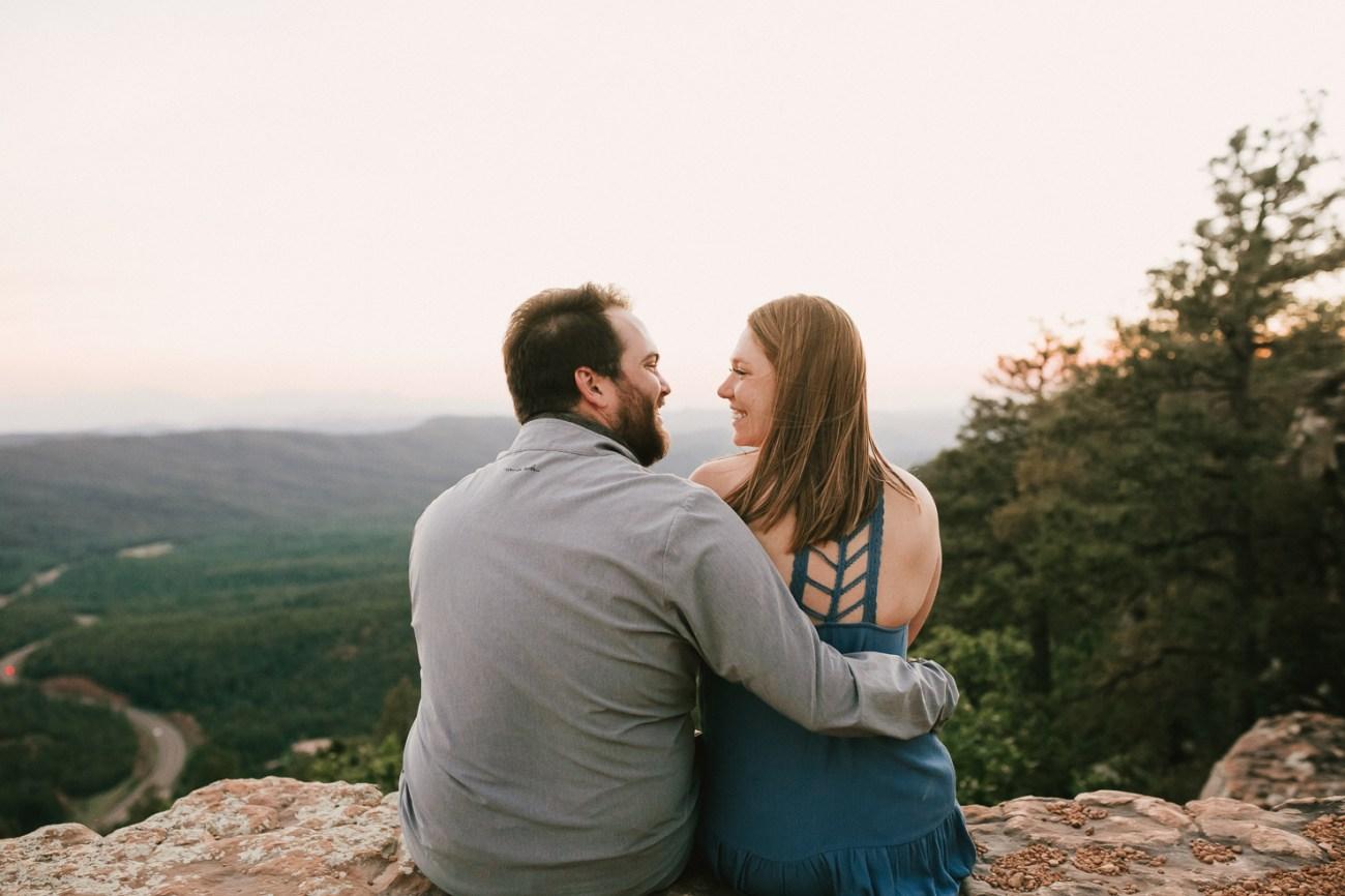 Megan Claire Photography | Phoenix Arizona Wedding and Engagement Photographer. Mogollon Rim Payson Arizona couples photographer @meganclairephoto