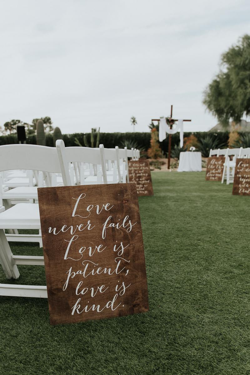 Megan Claire Photography | Arizona Wedding Photographer. Megan-Claire.com  Scottsdale Arizona Resort Wedding at Andaz Resort. Wedding Ceremony inspiration @meganclairephoto