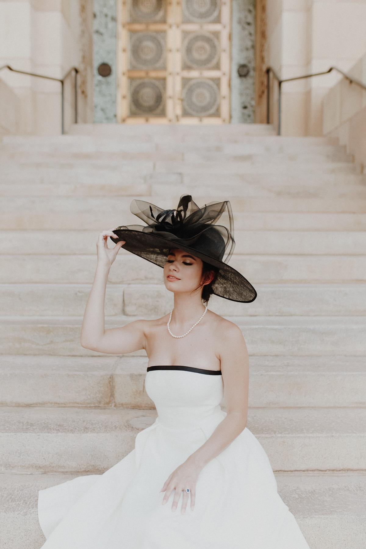 Megan Claire Photography   Phoenix Arizona Courthouse Wedding , Art Deco inspired wedding, vintage inspired wedding, arizona elopement photography, intimate wedding inspiration
