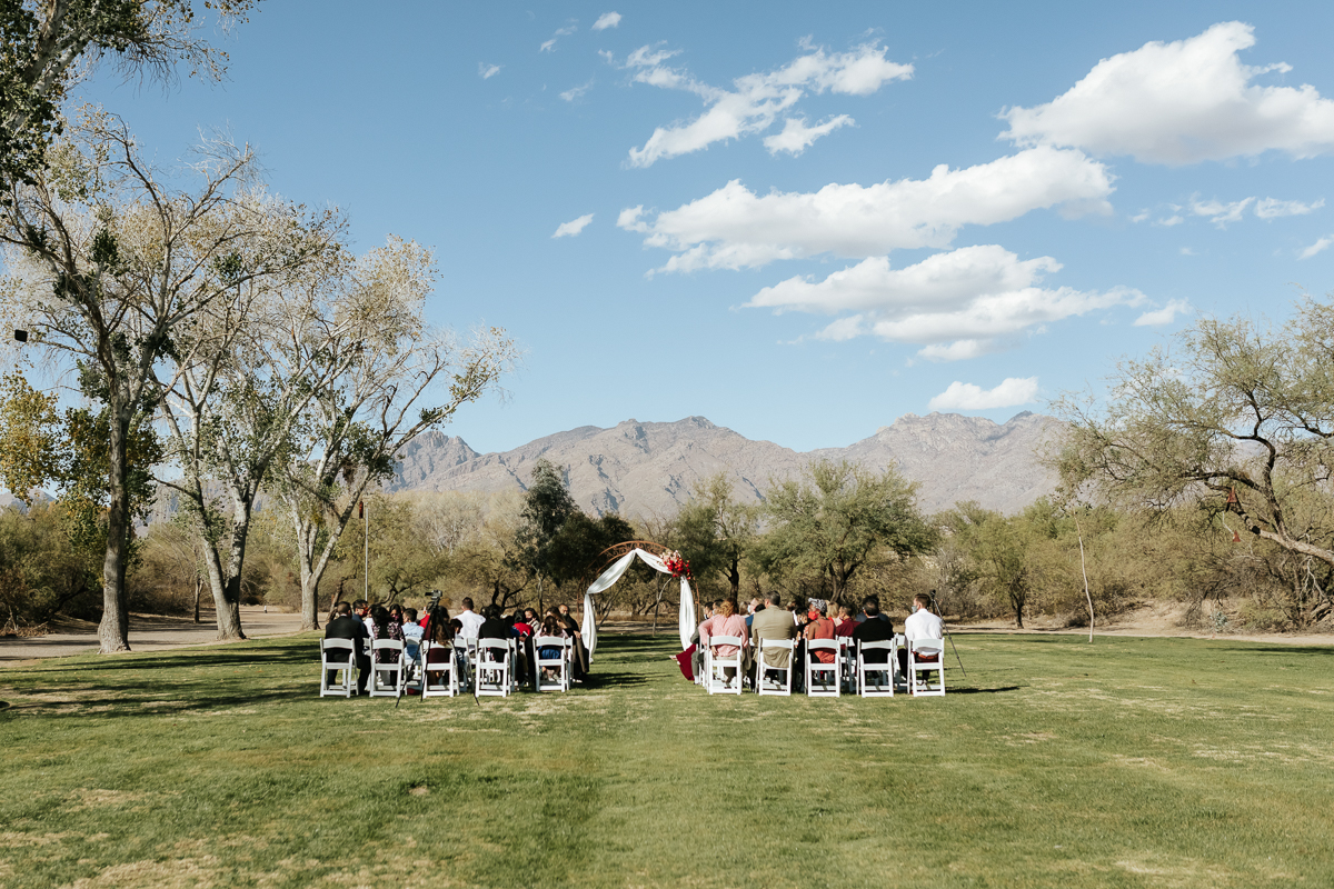 Megan Claire Photography | Arizona Elopement and Intimate Wedding Photographer.  Faith filled elopement at St. Ann's Chapel in Tucson, Arizona.