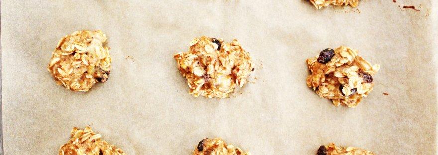 sugar-free oatmeal cookies