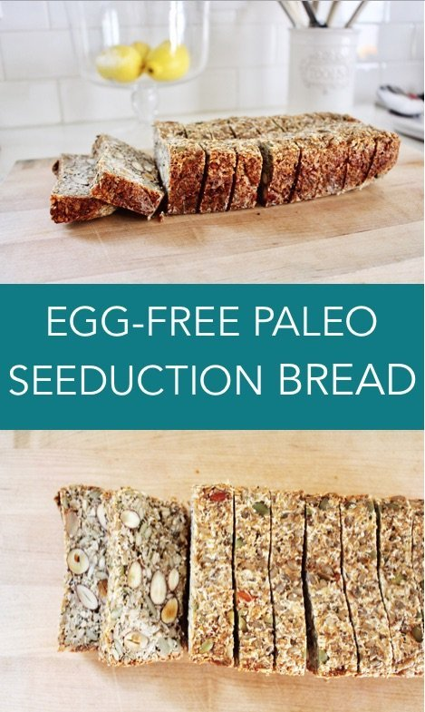 egg-free paleo seeduction bread