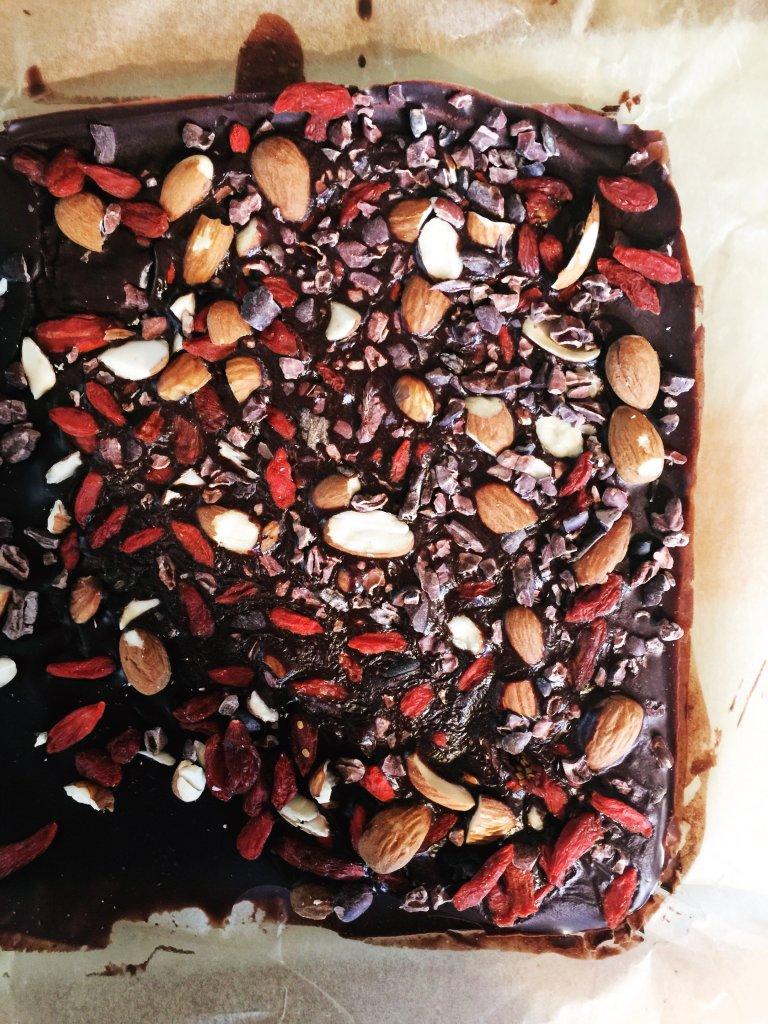 superfood dark chocolate