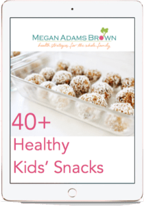 40 kids snacks