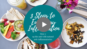 3 steps to eat away inflammation - step 3