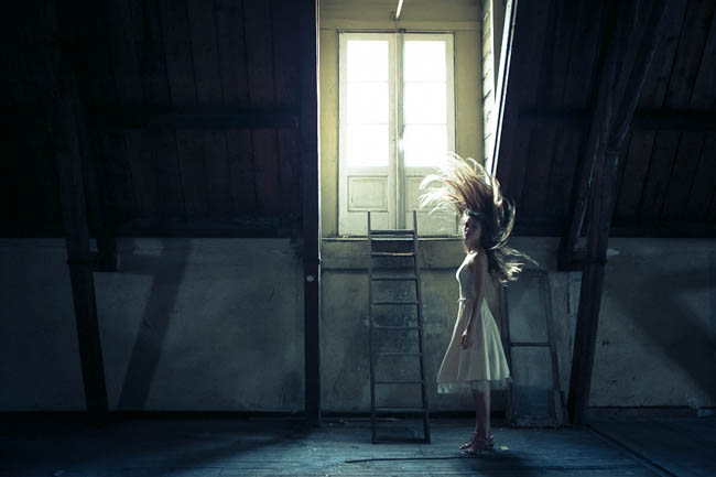Lit Quotes Wallpaper Surreal Fashion The Girl In The Attic Megan Alter
