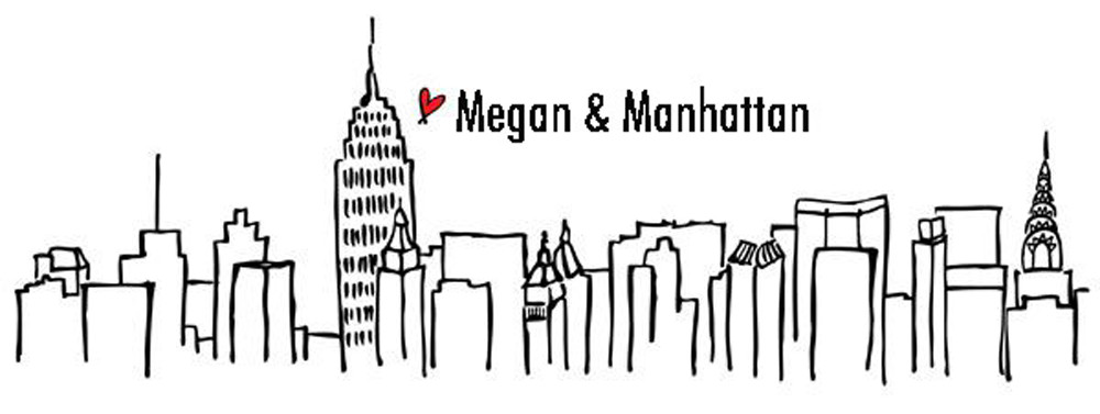 Megan and Manhattan
