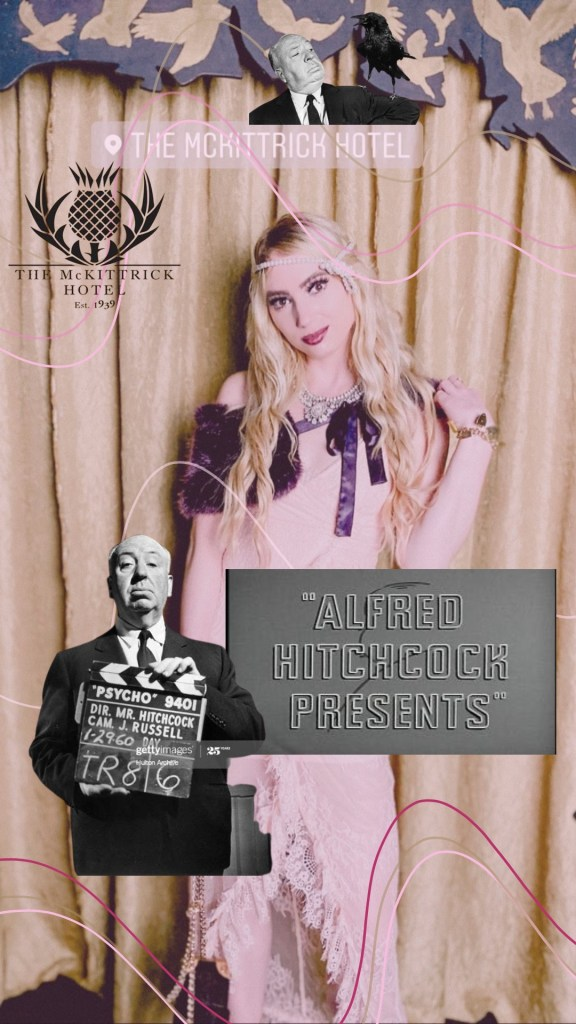 The McKittrick Hotel | Alfred Hitchcock Halloween Party