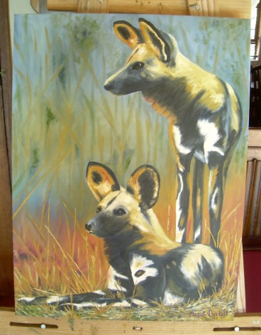 African Wild Dogs (2008)